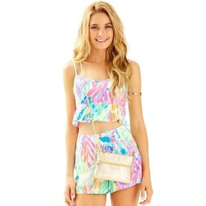 NWOT- Lilly Pulitzer Linnea two piece set, Size 2